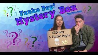 Toy Wiz Funko Pop! Mystery Box