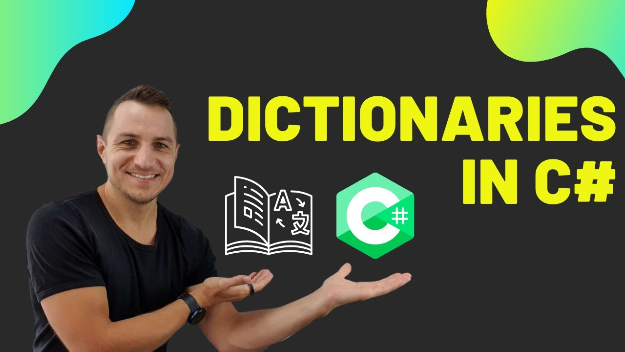 📚What is Dictionary in C#?