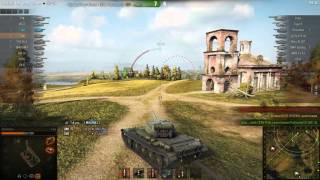 Т-44, Малинівка, Стандартний бій
