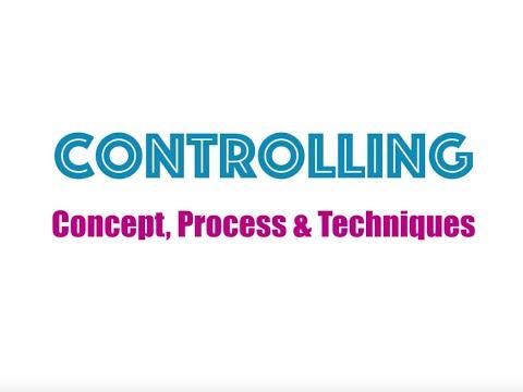 Controlling - Concept, Process & Techniques