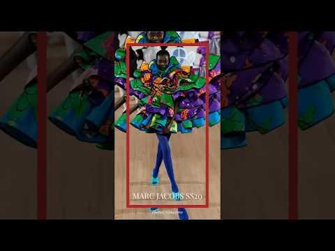 #NYFW: MARC JACOBS SS20 // New York Fashion Week Runway - #MarcJacobs