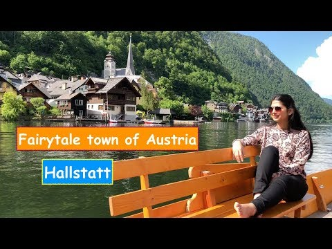Hallstatt Austria | Day Trip to Austria's Most Beautiful village | Salt Mine