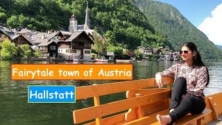 Gambar cover How To Enjoy Day Trip From Salzburg To Hallstatt | Most Beautiful Village | Desi Couple On The Go