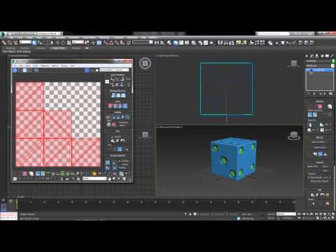 Normals Projection Mapping in 3DS Max