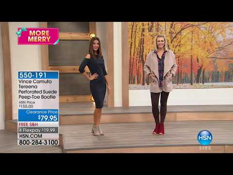 HSN | Vince Camuto Collection 11.09.2017 - 09 AM