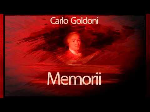 Carlo Goldoni - Memorii