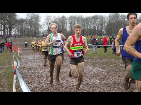 Inter Counties Cross Country Championships Under 20 Men 2018