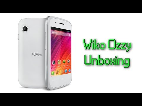 [DEUTSCH | HD][UNBOXING] Wiko Ozzy