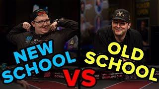 Poker Brat VS Twitch Brat Equals POKER BLOODSHED | Match 2 Round 1 - King of the Hill 2