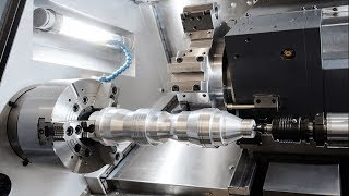 newest Technology in cnc  Lathe machine