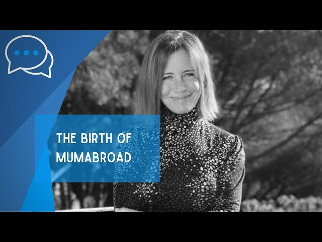 Chatting with MumAbroad Founder Carrie Frais in Barcelona