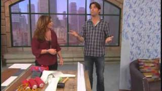 Easy Crown Molding - Rachael Ray