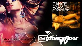 DJ Space'c - Girl On Fire - A.r. Remix