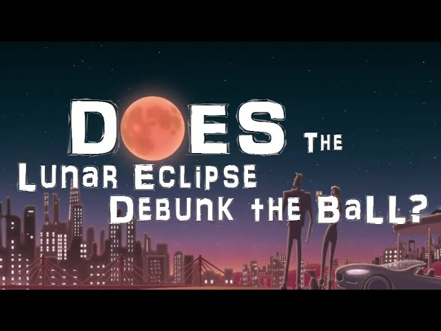 2. Lunar Eclipses Are NOT Caused by the Earth