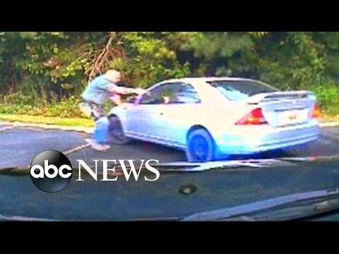 Dashcam Video Shows Deadly Police Shooting Of Teen