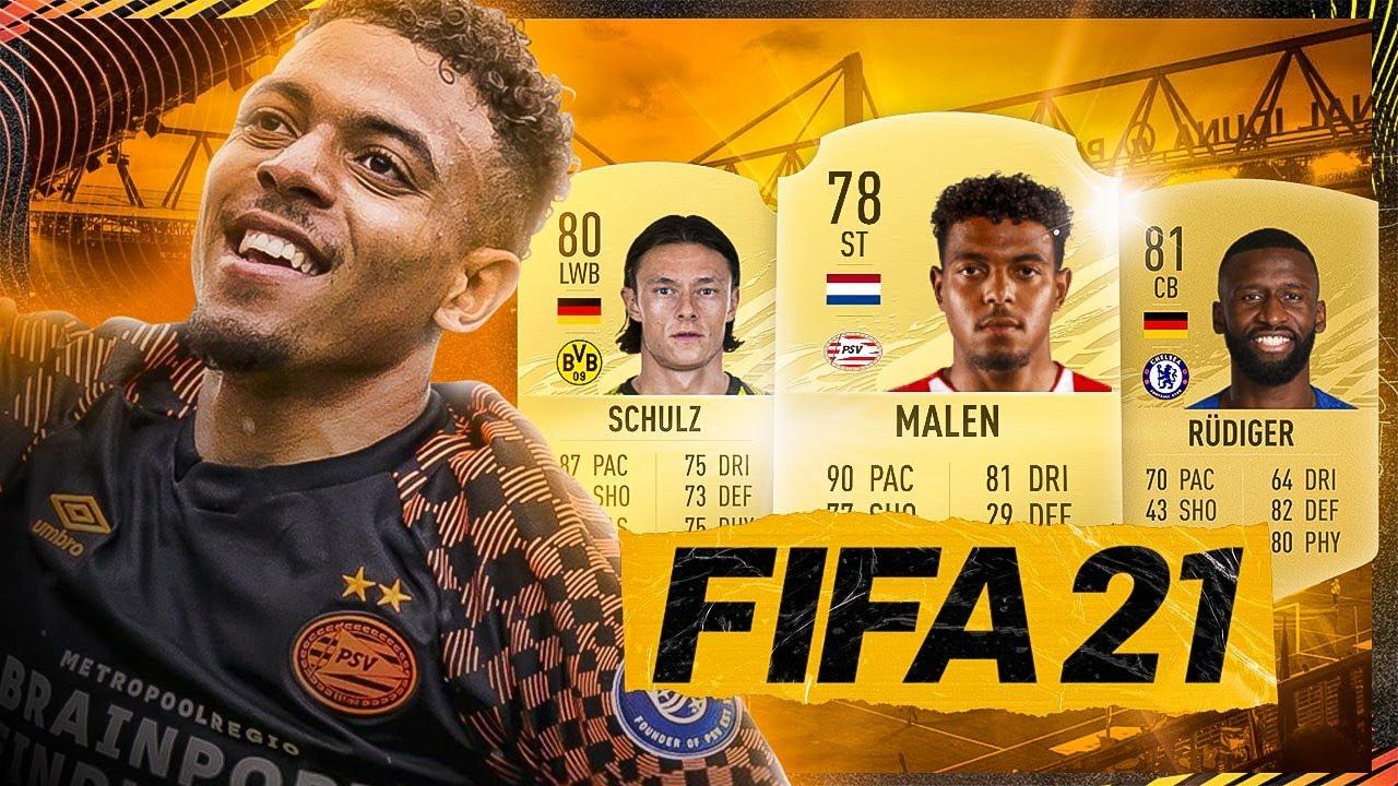 EQUIPAZO BARATO PARA EMPEZAR EN FIFA 21 ULTIMATE TEAM !!