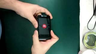 Dr.Celular - Motorola D1 - Hard Reset - Desbloquear - Resetar (Leia a descrição do vídeo)