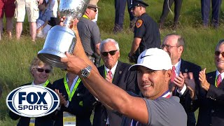Brooks Koepka on winning the US Open for the second year in a row  | 2018 U.S. Open