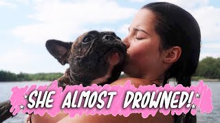 She Almost Drowned WK 395.4 Bratayley