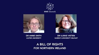 MME Matters Episode 4: NI Bill of Rights .