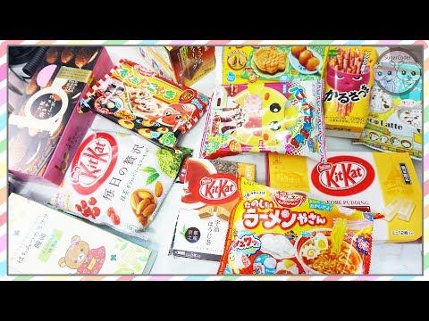 KYOTO JAPAN FOOD HAUL, YUMMY TASTY JAPANESE FOOD 💚 TRAVEL
