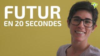 Comment parler au futur en portugais (en 20 secondes) ? | Le brésilien avec Gabi
