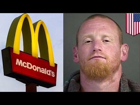ダブルチーズバーガーを30個注文も拒否され…逆ギレして暴れた男逮捕 米 - トモニュース