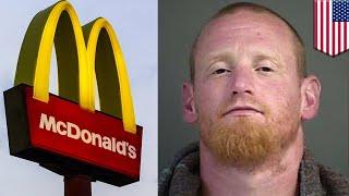 ダブルチーズバーガーを30個注文も拒否され 逆ギレして暴れた男逮捕 米 トモニュース