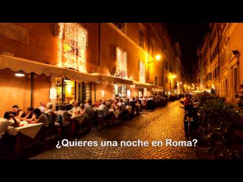 Michael Bublé - On an Evening in Roma (Sott'er Celo de Roma) - Subtítulos Español