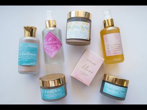 New Leahlani Product Launches + My Top 5 Favorite Leahlani Products!