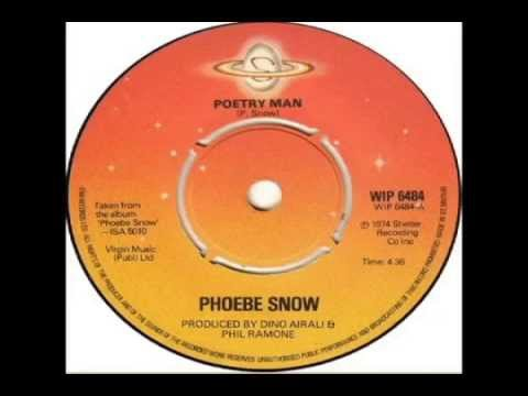 Phoebe Snow - Poetry Man (1974)