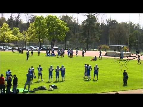 Evan Harrington Basel Gladiators 2014 highlight