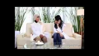 Iklan Pantene - Fatin Berhijab with Rossa
