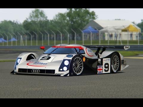 LMP Audi R8C 1999