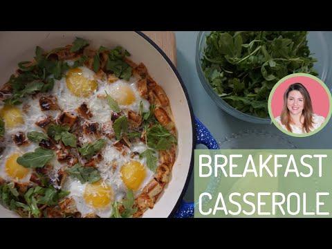 Italian Breakfast Casserole Recipe