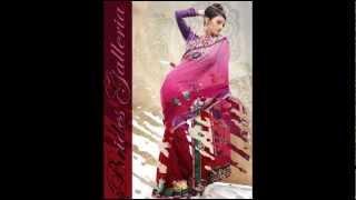 latest indian sarees Thumbnail
