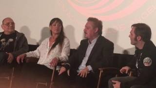 Video HOLLYWOOD CHAINSAW HOOKERS director Fred Olen Ray and actors Michelle Bauer and Dukey Flyswatter. download MP3, 3GP, MP4, WEBM, AVI, FLV Januari 2018