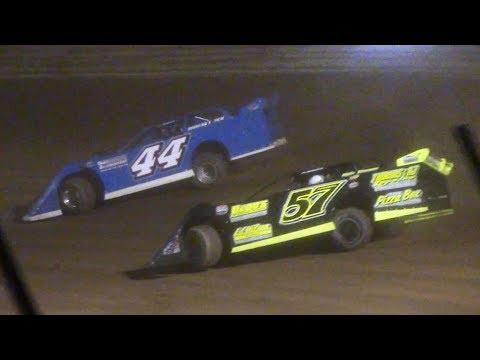 ULMS Super Late Model Heat Three   Tyler County Speedway   6-1-19