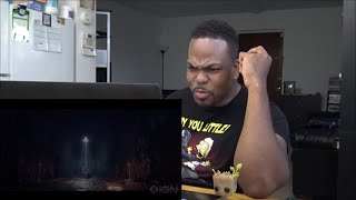 Dark Souls 3: Ashes of Ariandel DLC - Official Trailer REACTION!!!