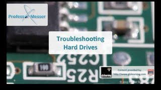 Troubleshooting Hard Drives - CompTIA A+ 220-802: 4.3