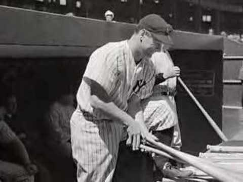 Lou Gehrig - Superman