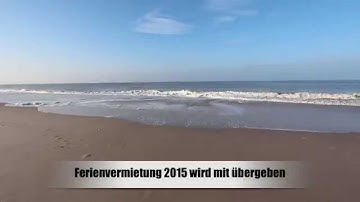 Westerland / Sylt / Ferienwohnung mit Meerblick zu verkaufen