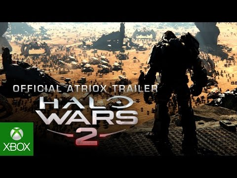 Halo Wars 2 Atriox Cinematic Trailer - The Game Awards 2016 (TGA 2016) (PC and Xbox One)