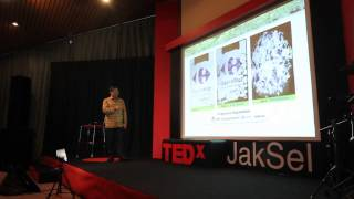 Cassava: An Indonesian Solution to the Global Waste Problem: Sugianto Tandio at TEDxJakSel