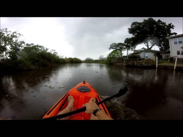 Wilderness Systems Tarpon 100 Kayak, First Paddle