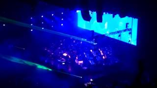 Faithless - Insomnia @ Pete Tong Ibiza Classics. Heritage Orchestra. O2 London. December 2016