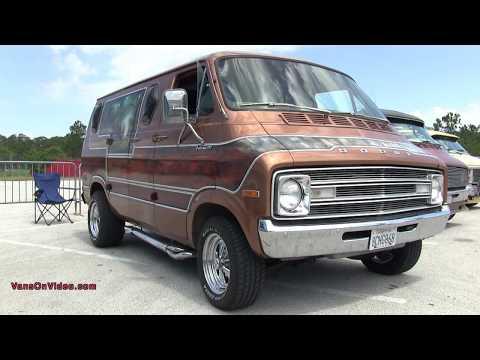 1977 Dodge B200 Van Owned by John Scott.