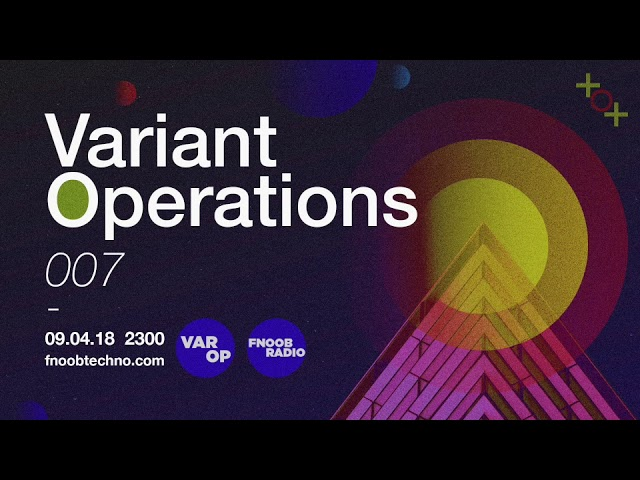Luke Creed - Variant Operations 007 #1