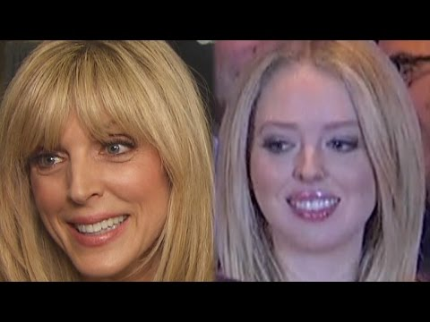 Marla Maples and Tiffany Trump Could Need Secret Service Protection