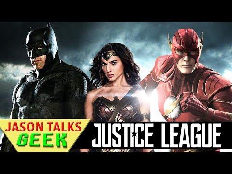 New Justice League Set Details & Predictions - Jason Talks Geek